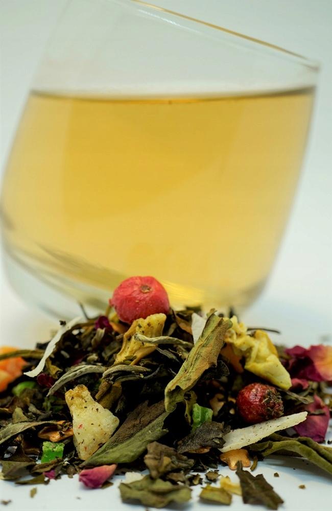 KENYA'S PRIDE 100 г белый чай с пай му таном perfect