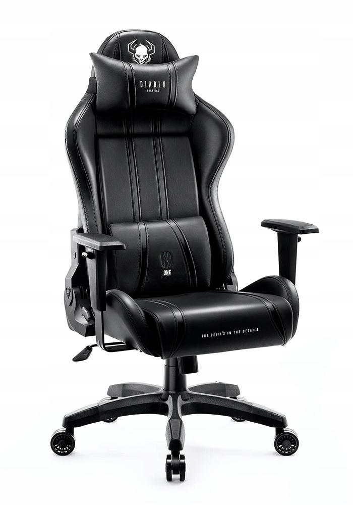 ИГРОВОЙ СТУЛ ДЛЯ DIABLO X-ONE XL ИГРОВОЙ стол Цвет обивки черный