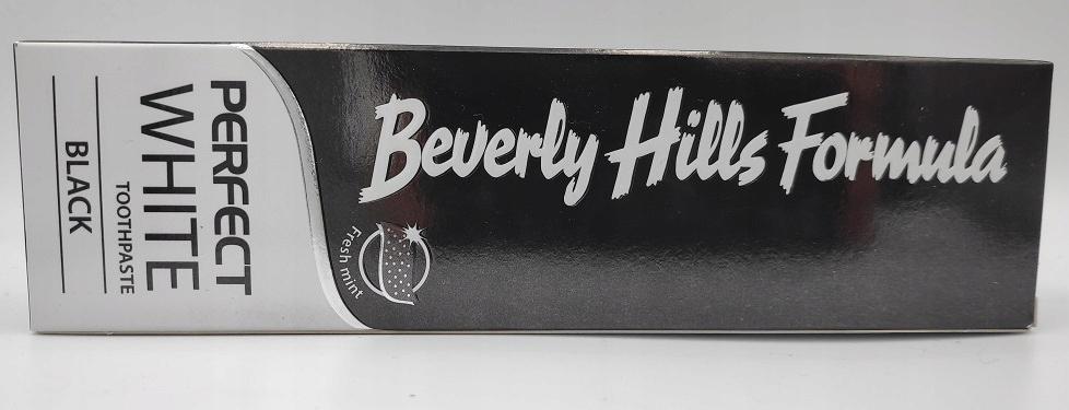 Beverly Hills Perfect 100 White Black 81+szczot.