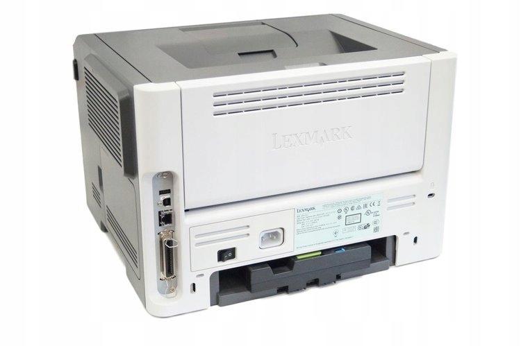 Drukarka Lexmark MS415dn Laserowa Duplex *T 30-50k Technologia druku laserowa (mono)