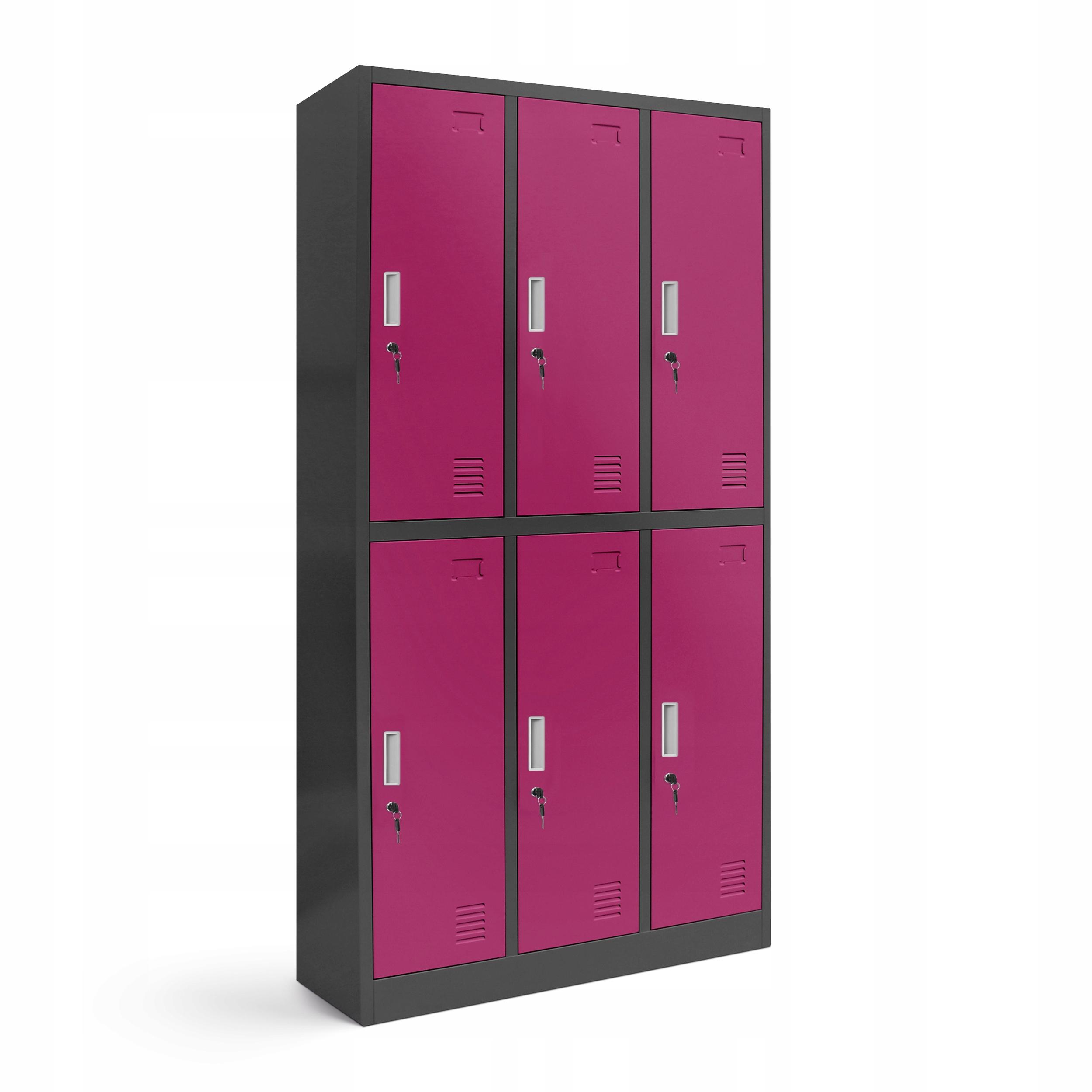 Шкаф для металлической одежды SOCJALNA BHP JAN NOWAK
