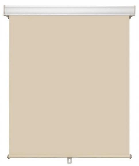 Рулонная штора FAKRO ARS для мансардных окон 78x118, цвет бежевый