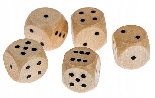EKO GRA w KOŚCI Minimalna liczba graczy 2