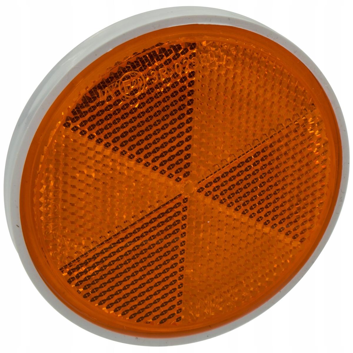 отблеск оранжевый круглый Винт универсальный