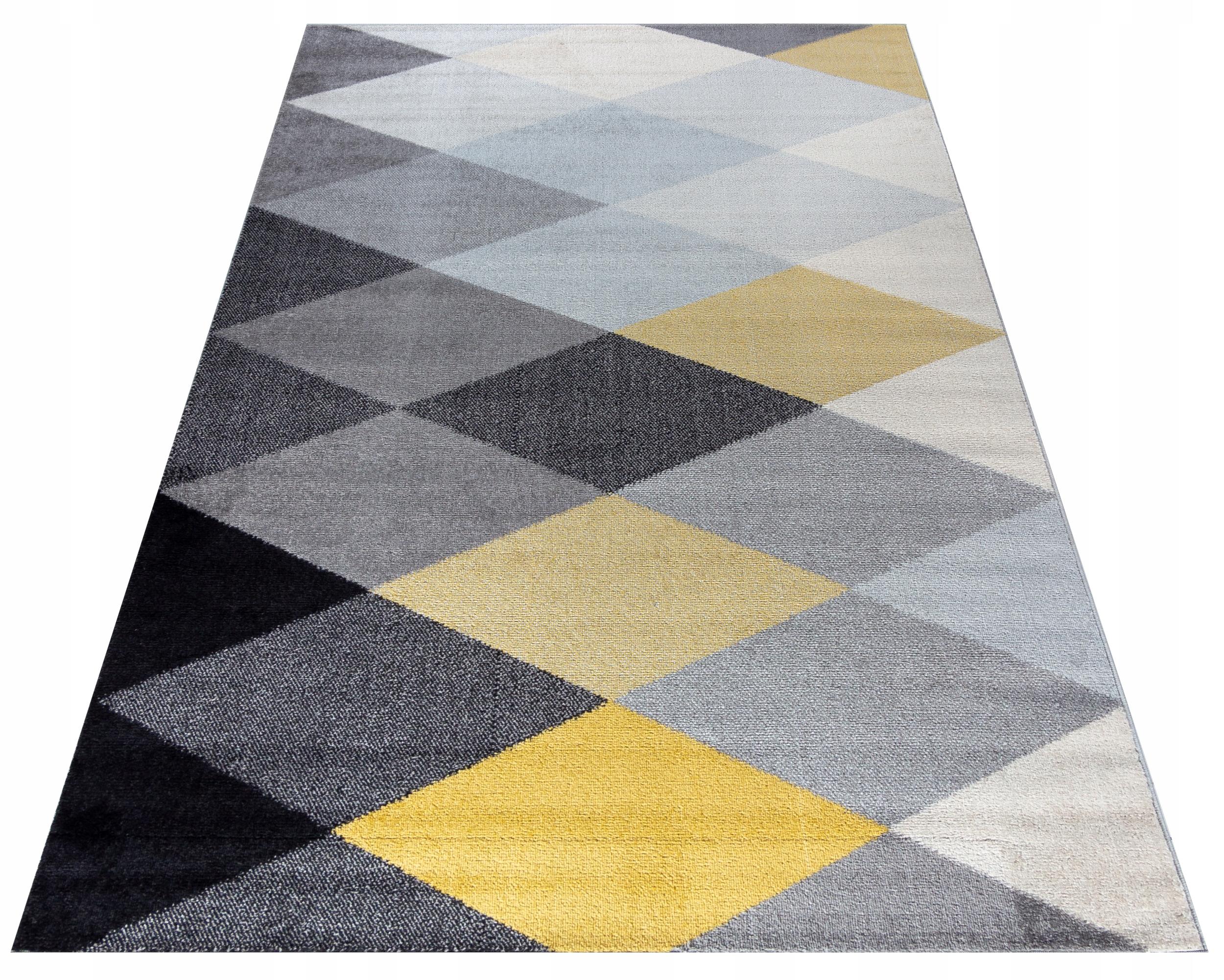 Koberec Móda mäkký koberec 80x150 mix vzorov VLYS farba