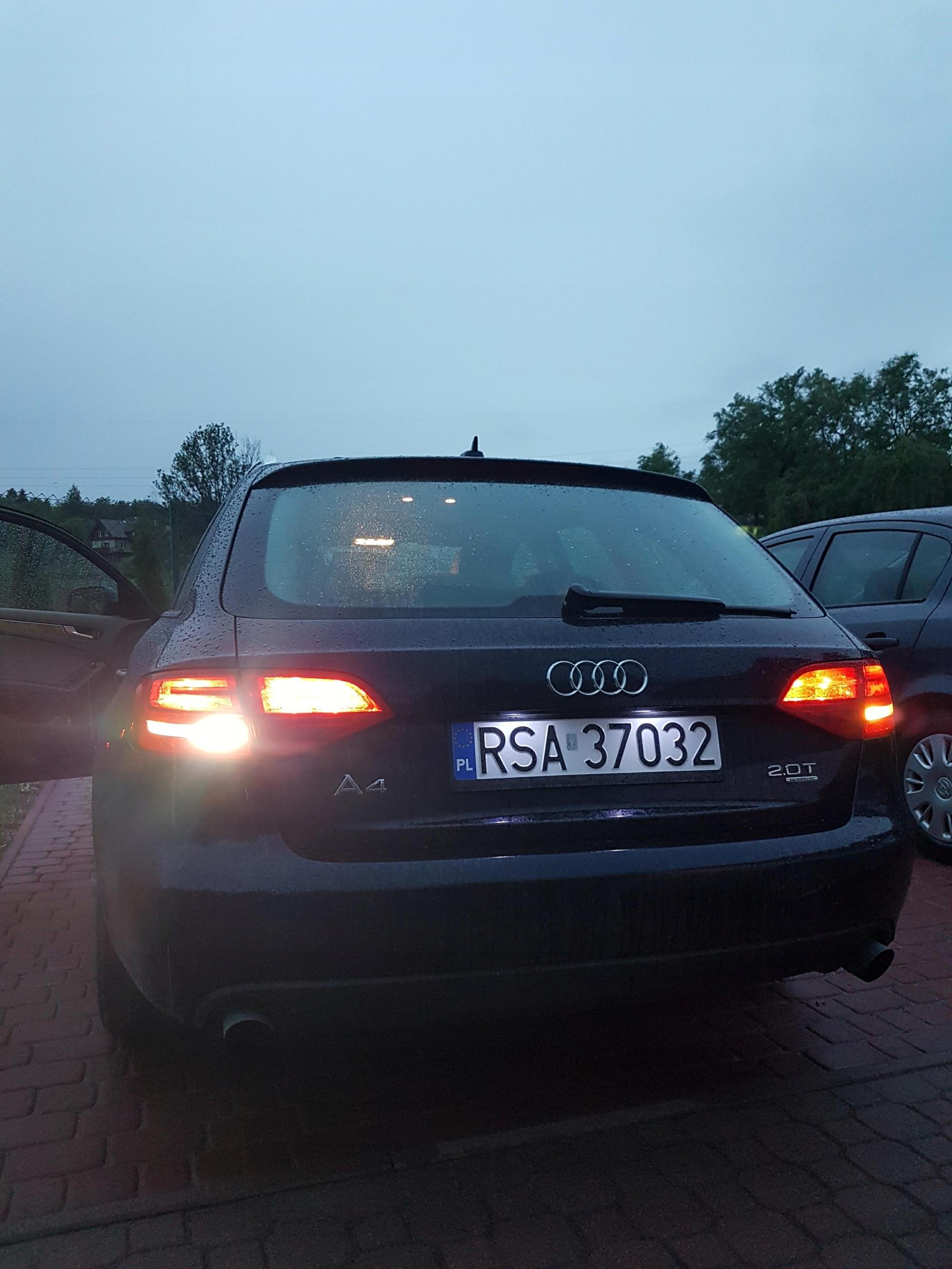 Żarówki LED - Światła Wsteczne W16W/T10 - CanBus Zastosowanie światła pozycyjne światła cofania wnętrze samochodu