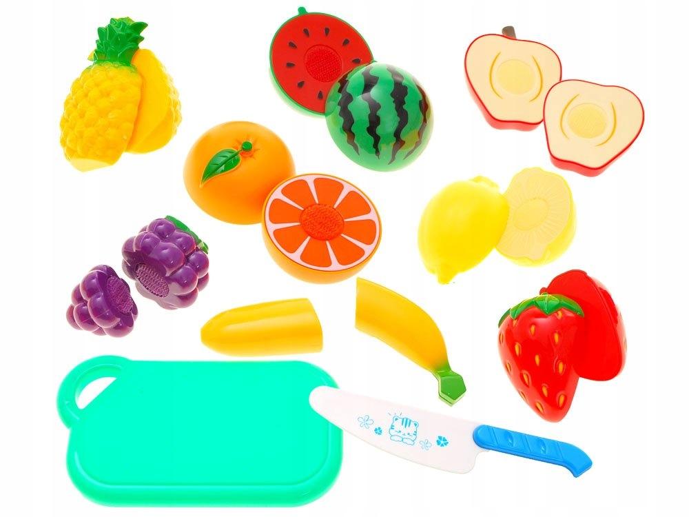 Owoce do krojenia + deska i nóż ZA1725 A Płeć Chłopcy Dziewczynki