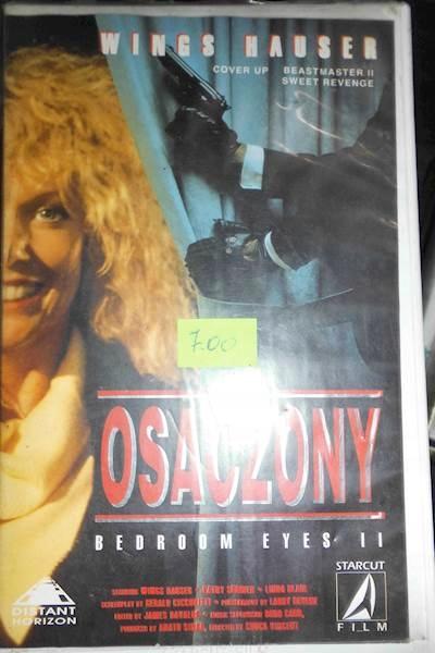 Item Hemmed - VHS cassette