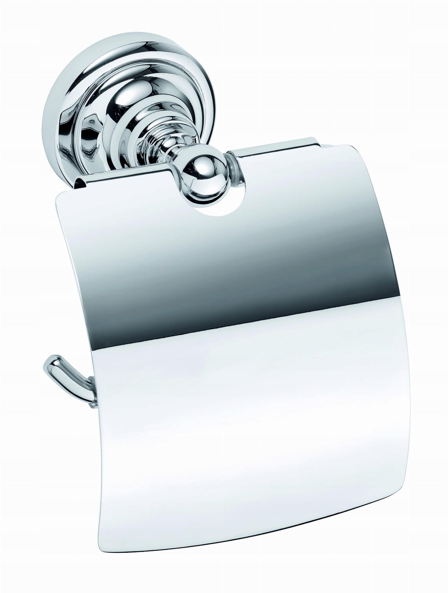 Chrómovaný držiak na toaletný papier BEMETA RETRO