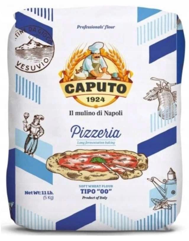 Итальянская мука для пиццы Caputo Pizzeria 5 кг для пиццы