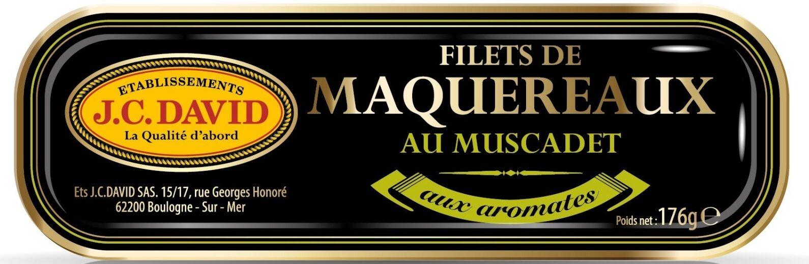 Филе скумбрии с вином Muscadet 176г