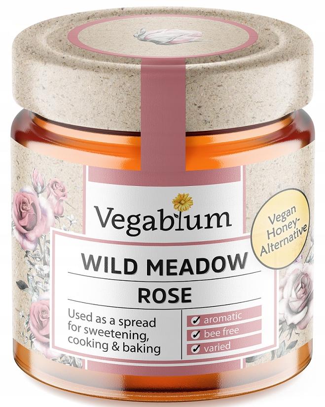 Веганский подсластитель с био-розой 225 г vegablum
