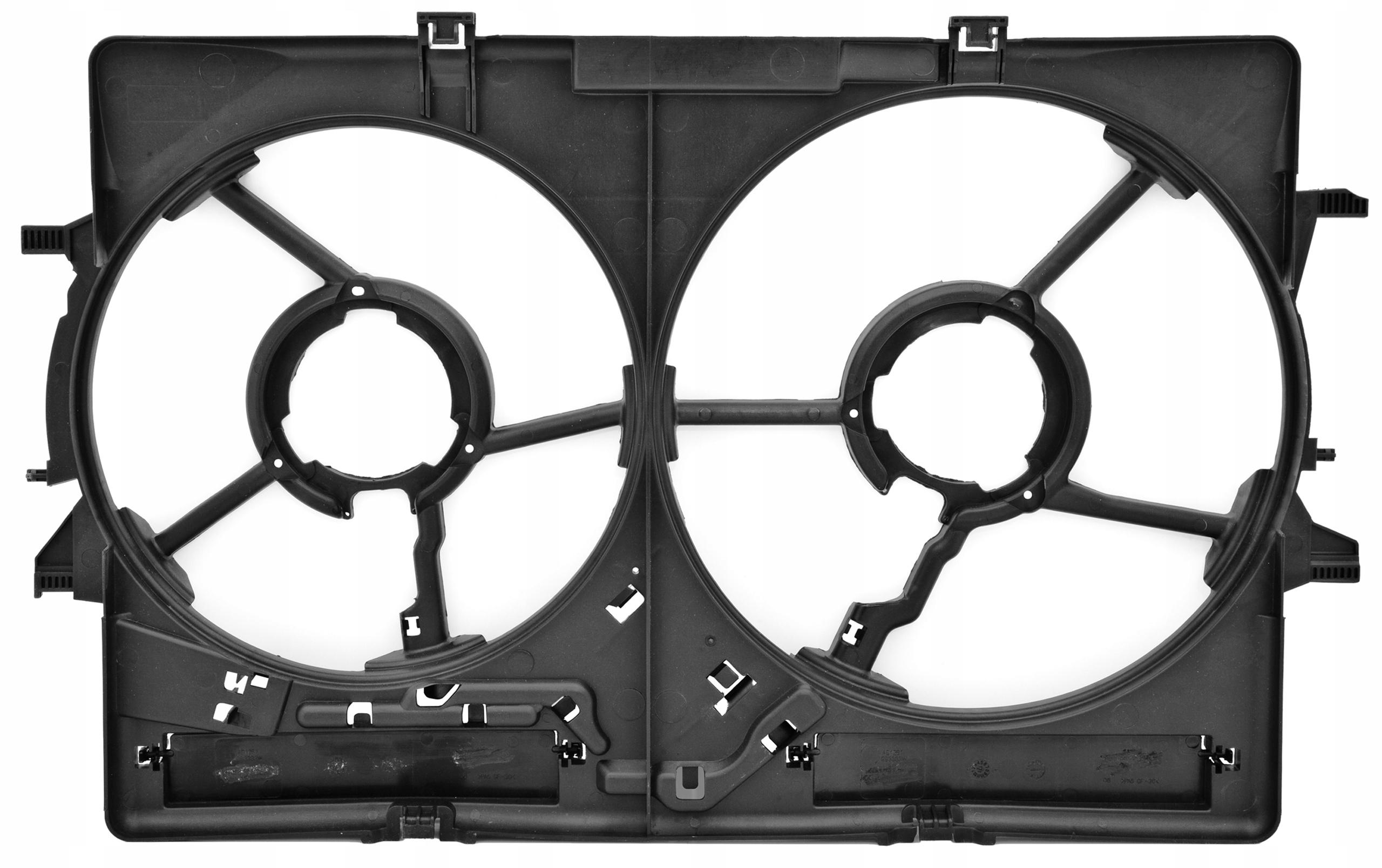 корпус вентилятора audi a5 b8 18 20 tfsi 2007-