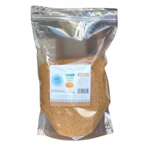 Тростниковый сахар 1 кг Гваделупа нерафинированного качества