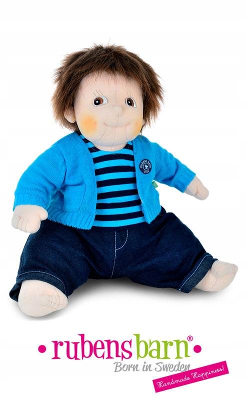 Rubens Barn Originálna bábika, Emil, Rubens Barn