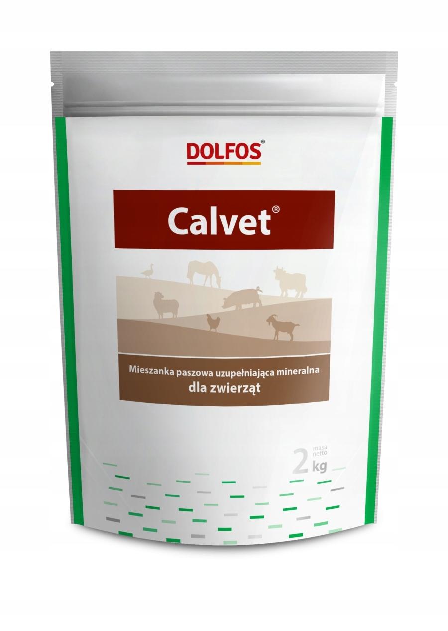 ДОЛЬФОС КАЛЬВЕТ 2 кг витамины для овец, коз, животных