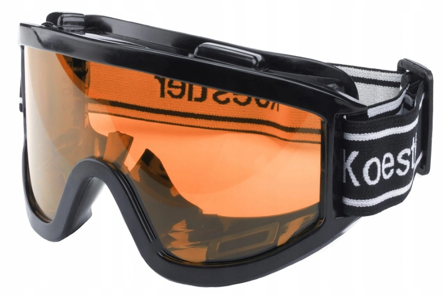 Parašute okuliare 3 farby ventilácie priezorov