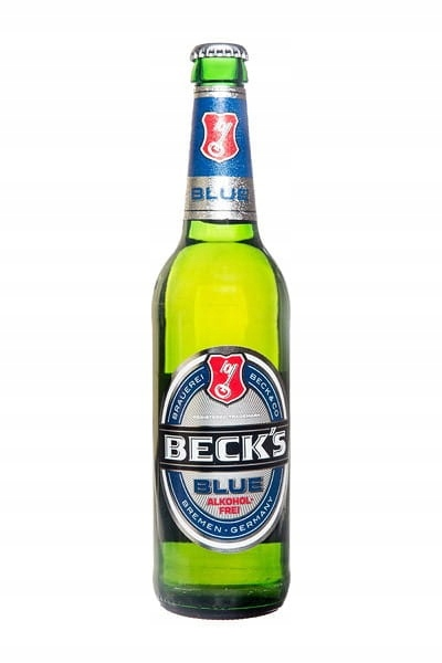 Пиво BECK'S Blue без спирта 0,0% пилс 330 мл