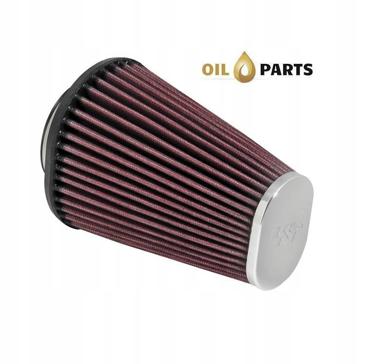 Picture of CONICAL AIR FILTER K&N RC-3680 FI 62 MM