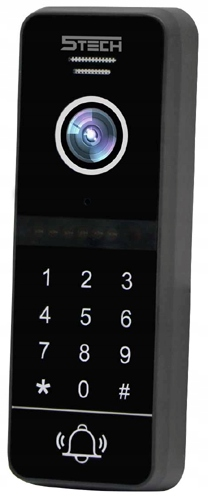 Wideodomofon Videodomofon 10' WiFi 5TECH TELEFON Rodzaj domofonu Jednorodzinny