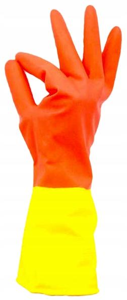 Перчатки хозяйственные резиновые на основе МОРАНА L