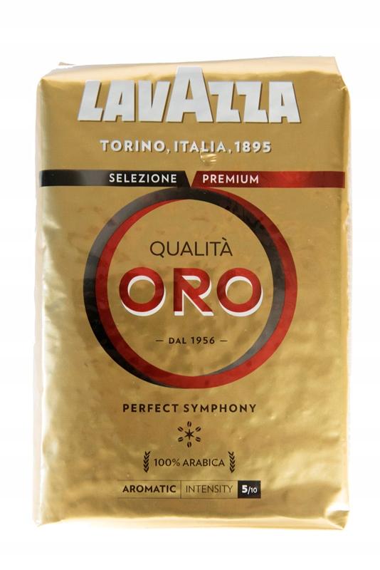 Item Coffee Lavazza Qualita Oro 1 kg in beans of type 1000g