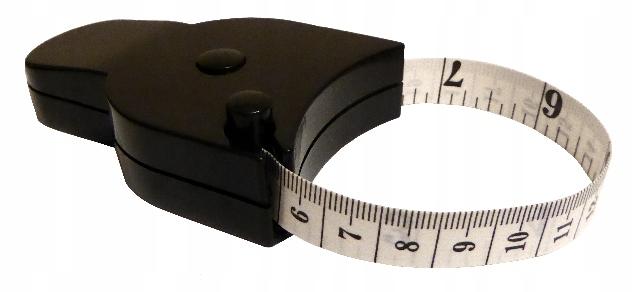 Scoop Centimeter na meranie obvodu Belly meter