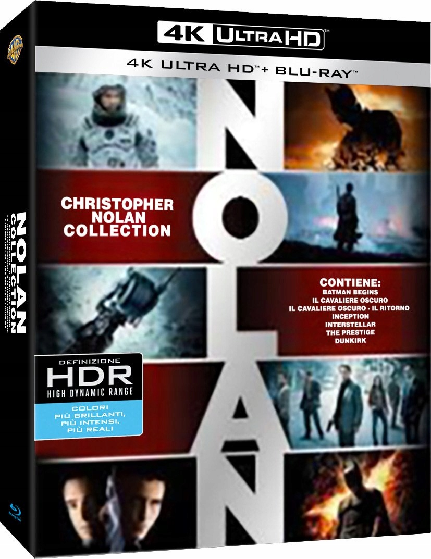 Item Nolan Collection 7 films UHD 4K PL
