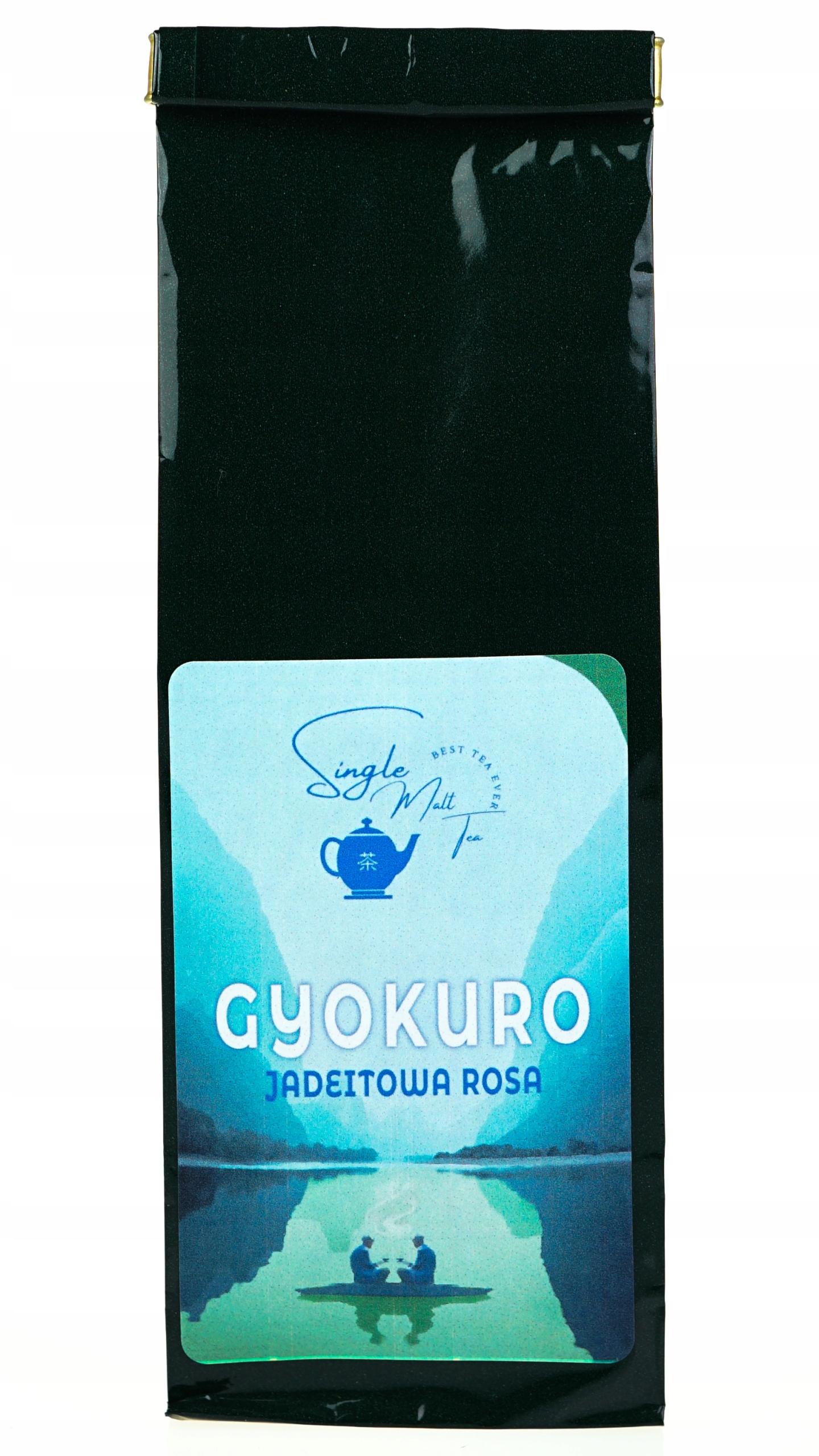 Зеленый чай Gyokuro Jade Rosa