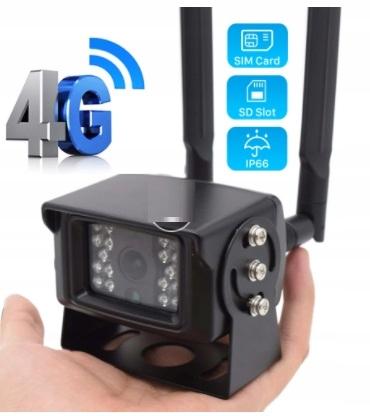 mini KAMERA 3G 4G LTE NA KARTE SIM PINHOLE ip66