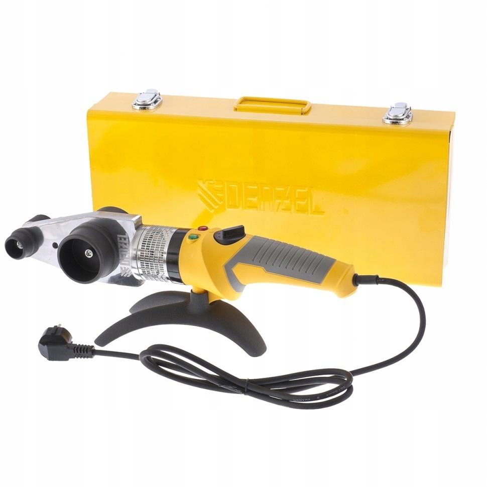Аппарат для сварки пластиковых труб DWP-2000 - Denzel