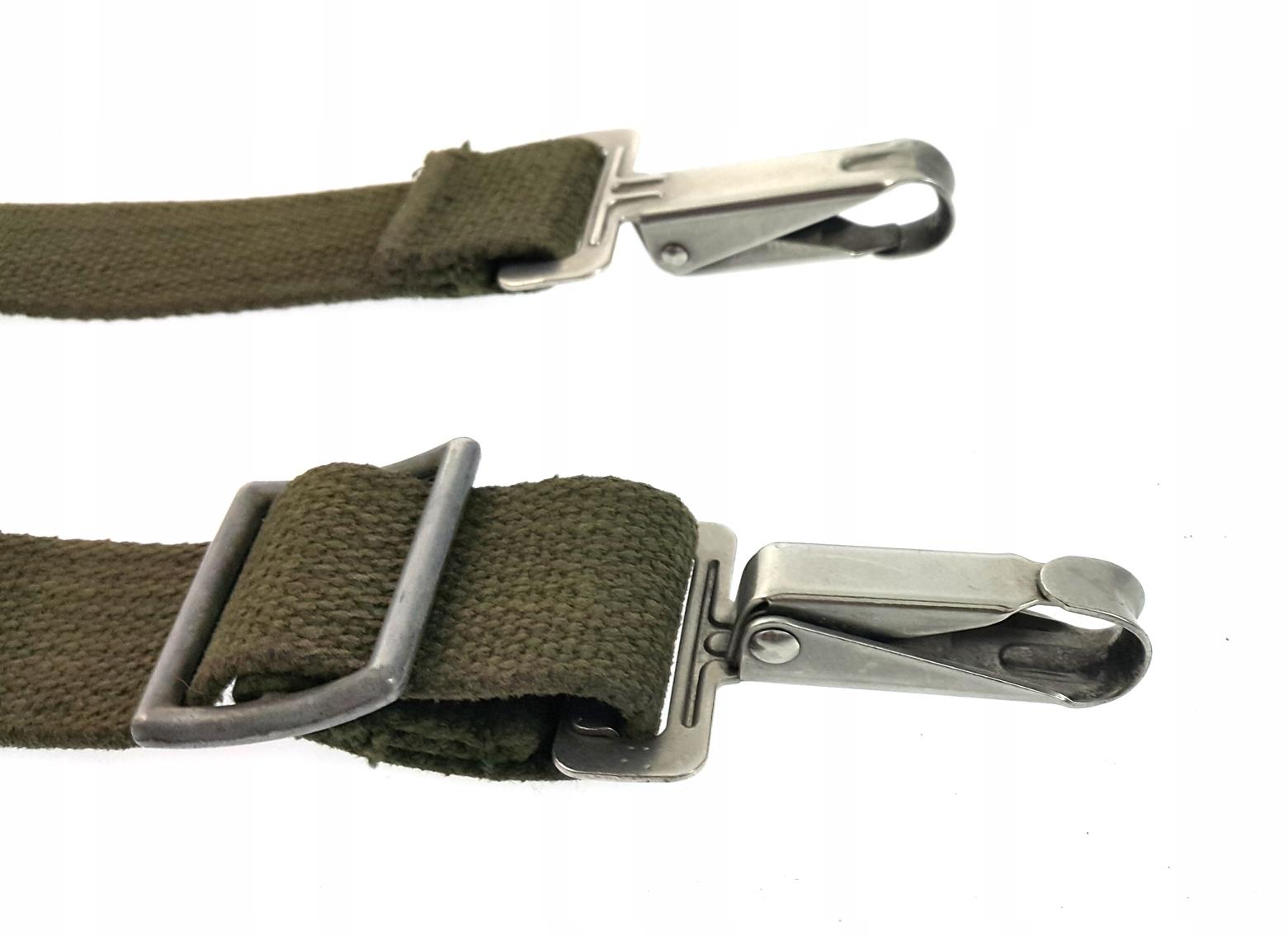 Org. Vojenský pás pre tašky, švajčiarska armáda