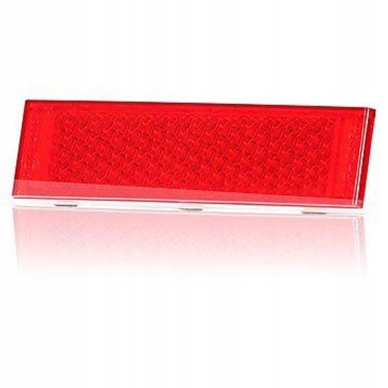 отблеск красный 34x126 холсты самоклеящаяся