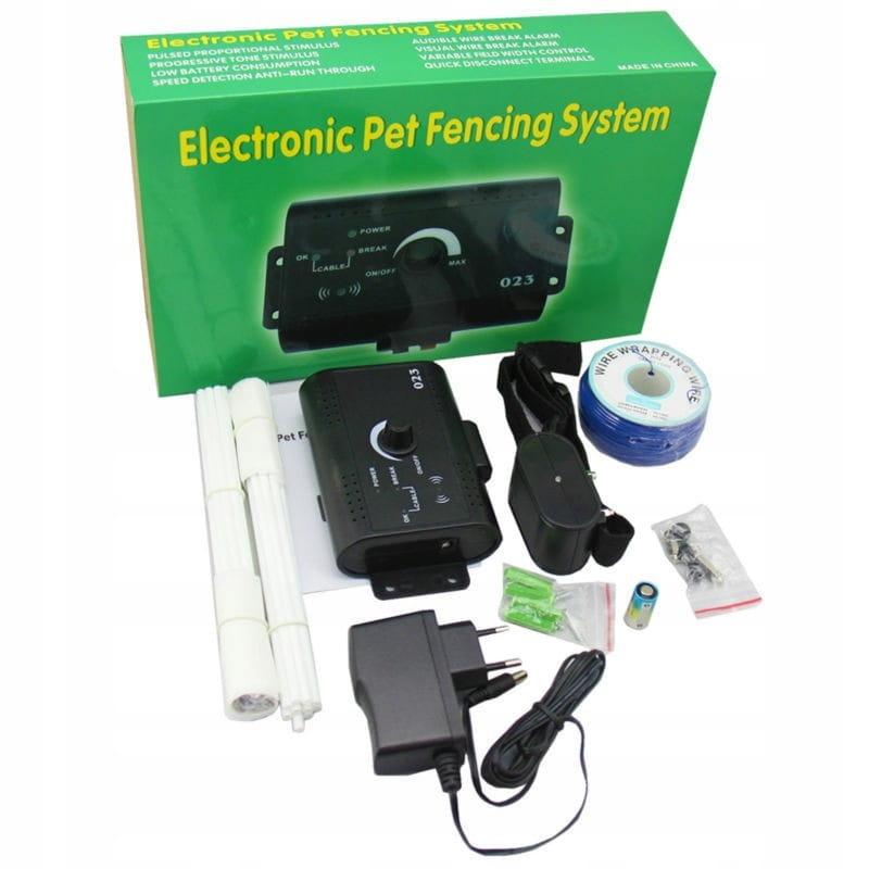 Электрическая система пастуха для собак забор 023