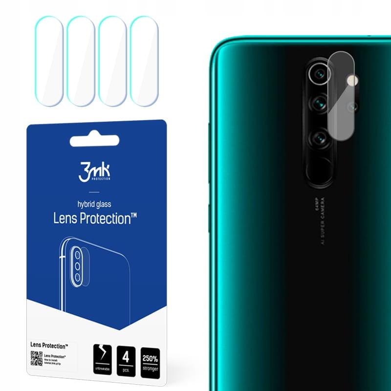 Redmi Note 8 Pro -3mk 4x szkło na obiektyw aparatu