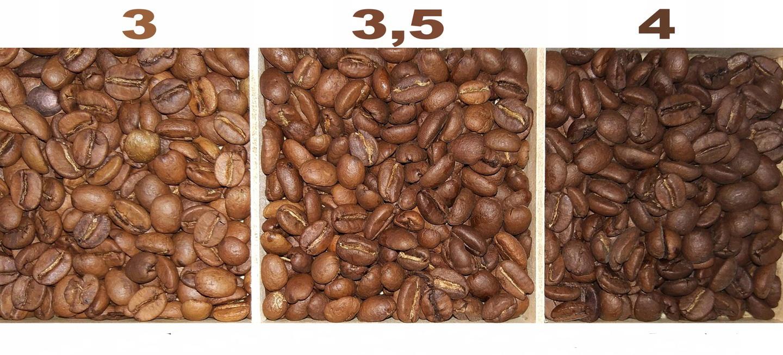 Kawa świeżo palona ETIOPIA Jimma of Keffa AA 1kg Marka Czarna Kawka