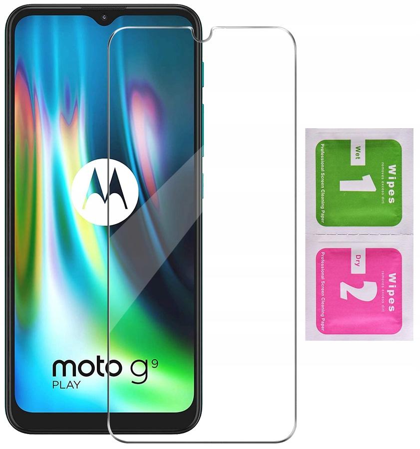Szkło do Motorola Moto G9 Play Hartowane 9H