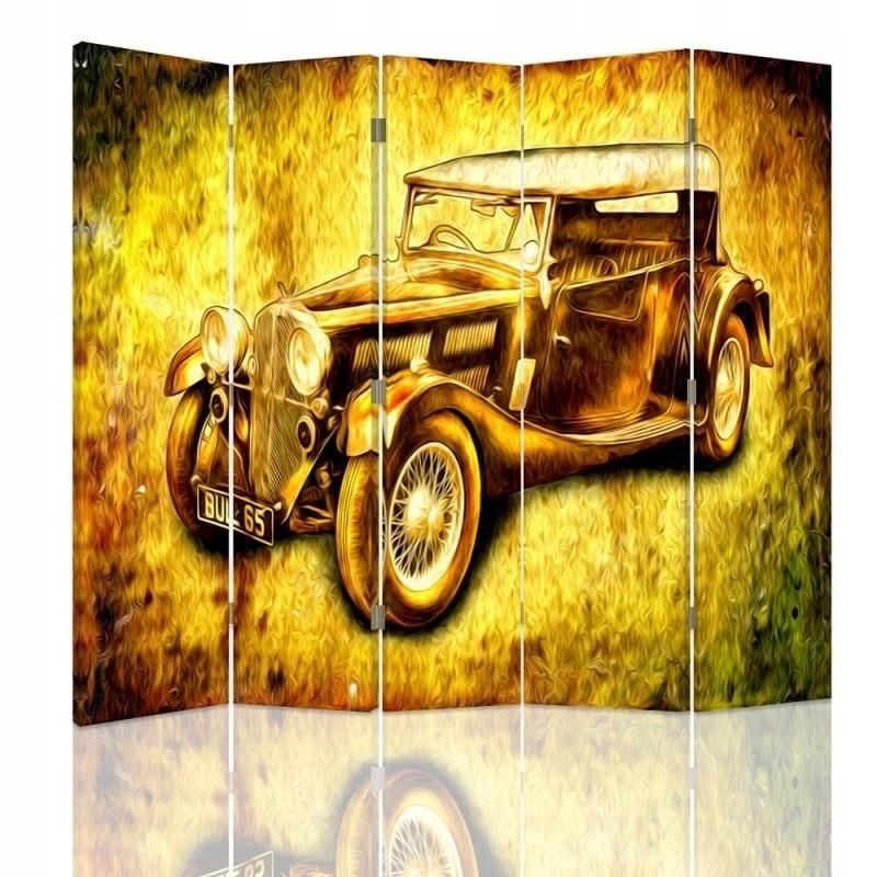 Priečka obrazovky Auto retro 180x180