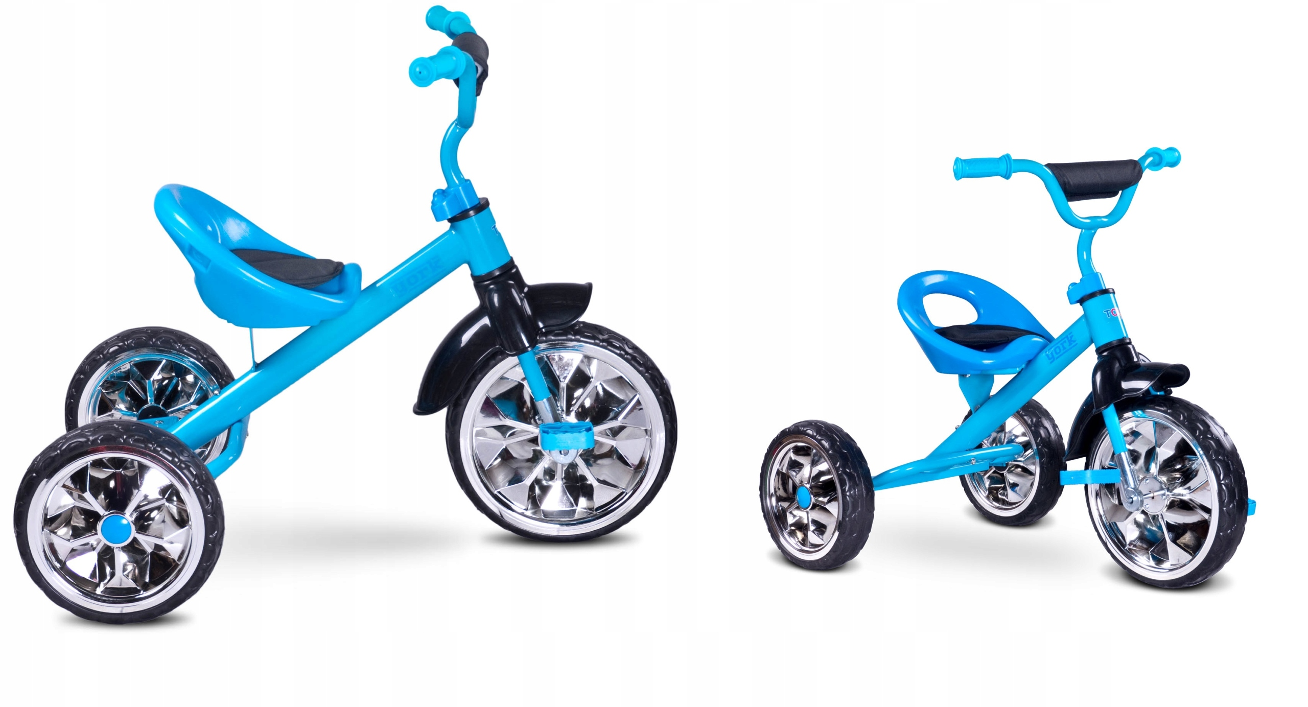 Trojkologický bicykel York Toyz podľa kamerero svetlo
