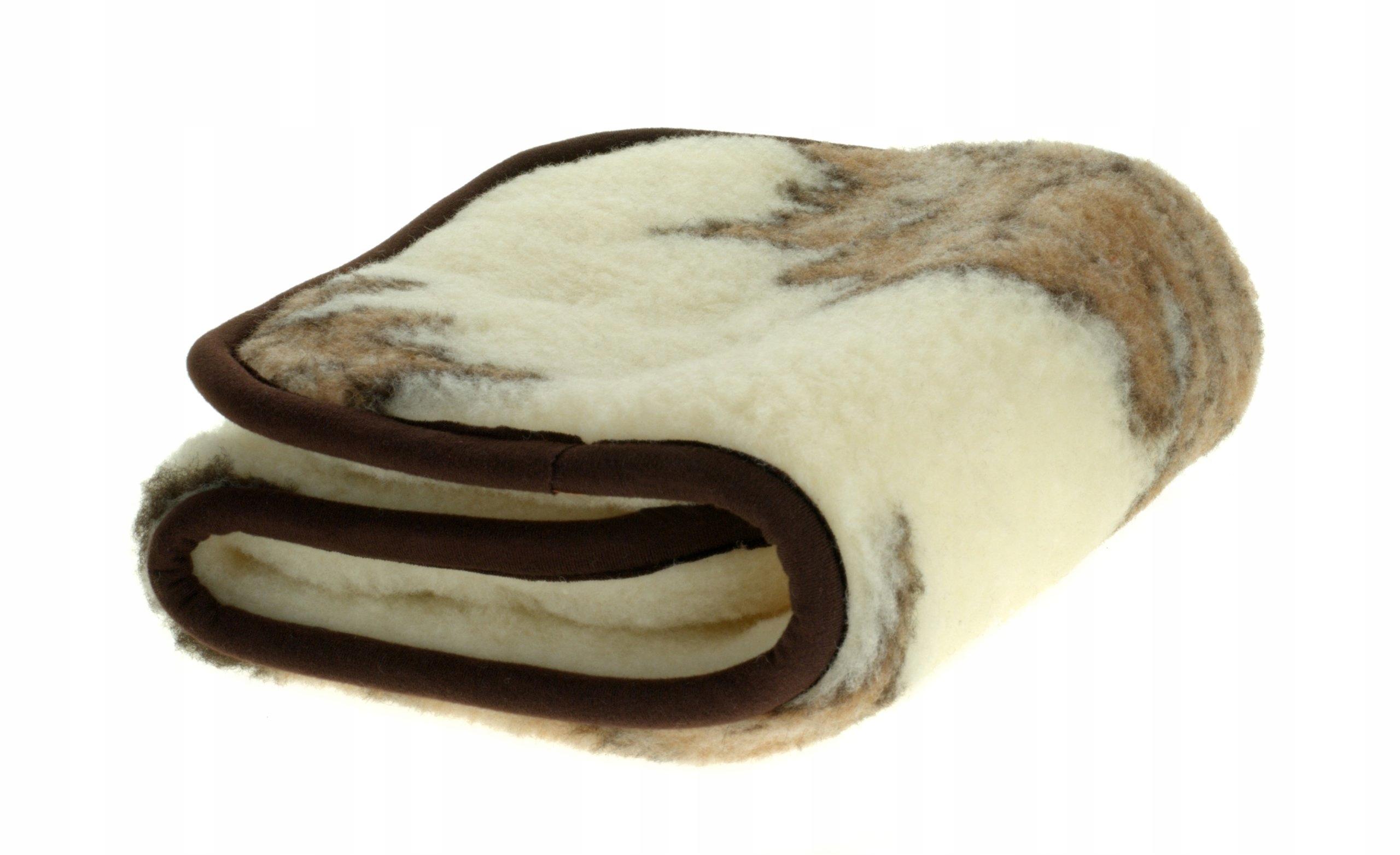 Teplý, otepľovací bedrový pás s ovčej vlny