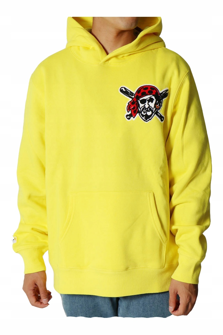 Hoodie Pittsburgh Piráti Majestic MLB M