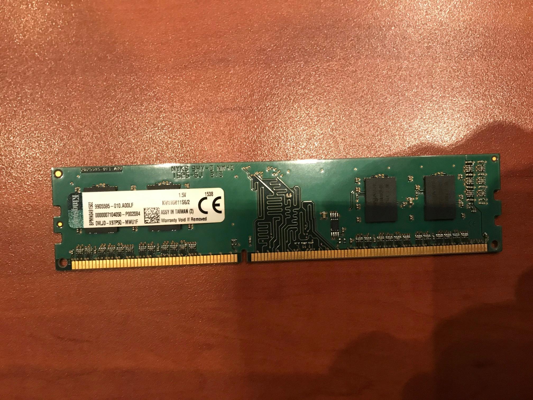 RAM pre Apollo Computer Asus