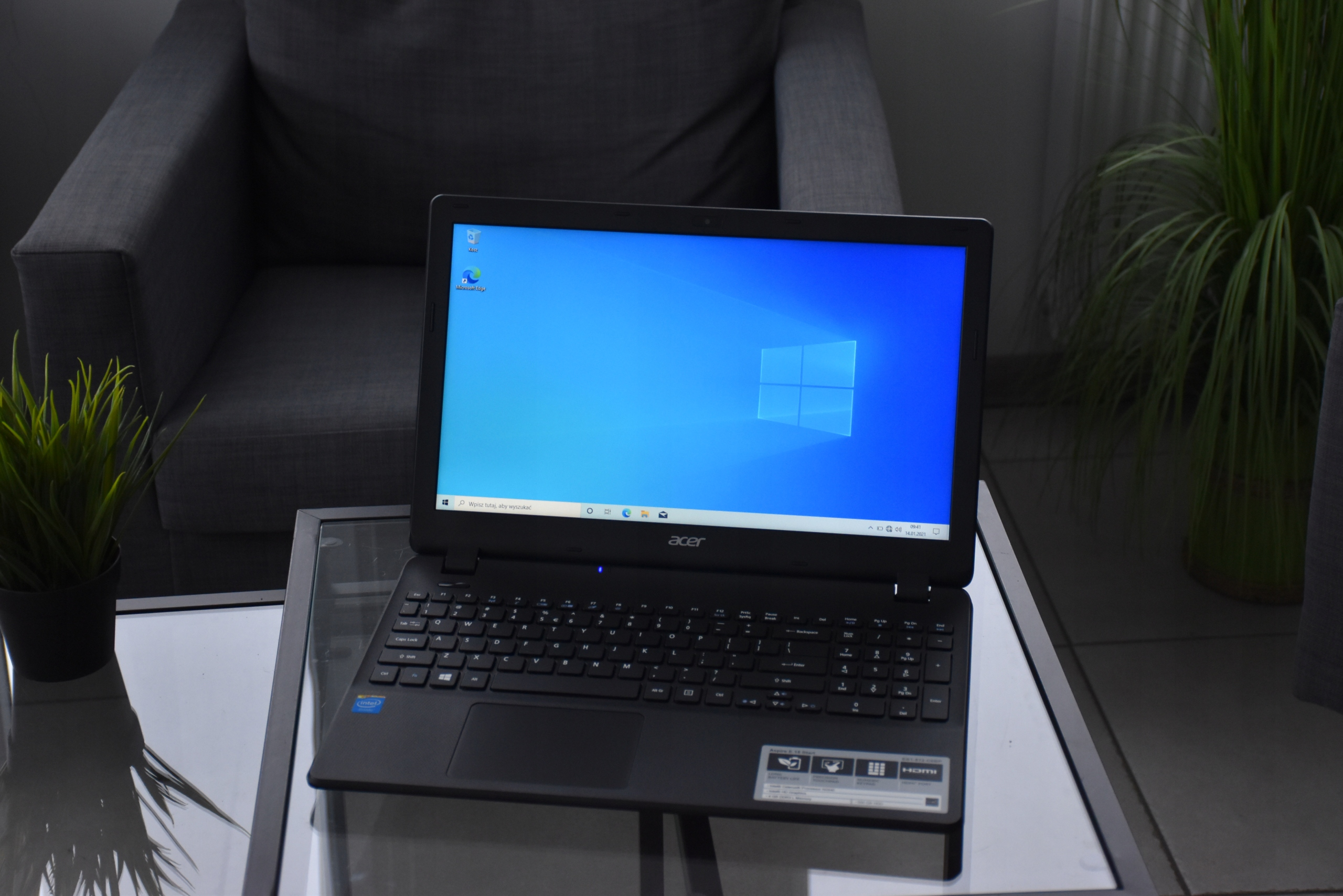 Купить 1PCS Ноутбук Acer ES1-512 Celeron 4/120 ГБ SSD W8 на Otpravka - цены и фото - доставка из Польши и стран Европы в Украину.