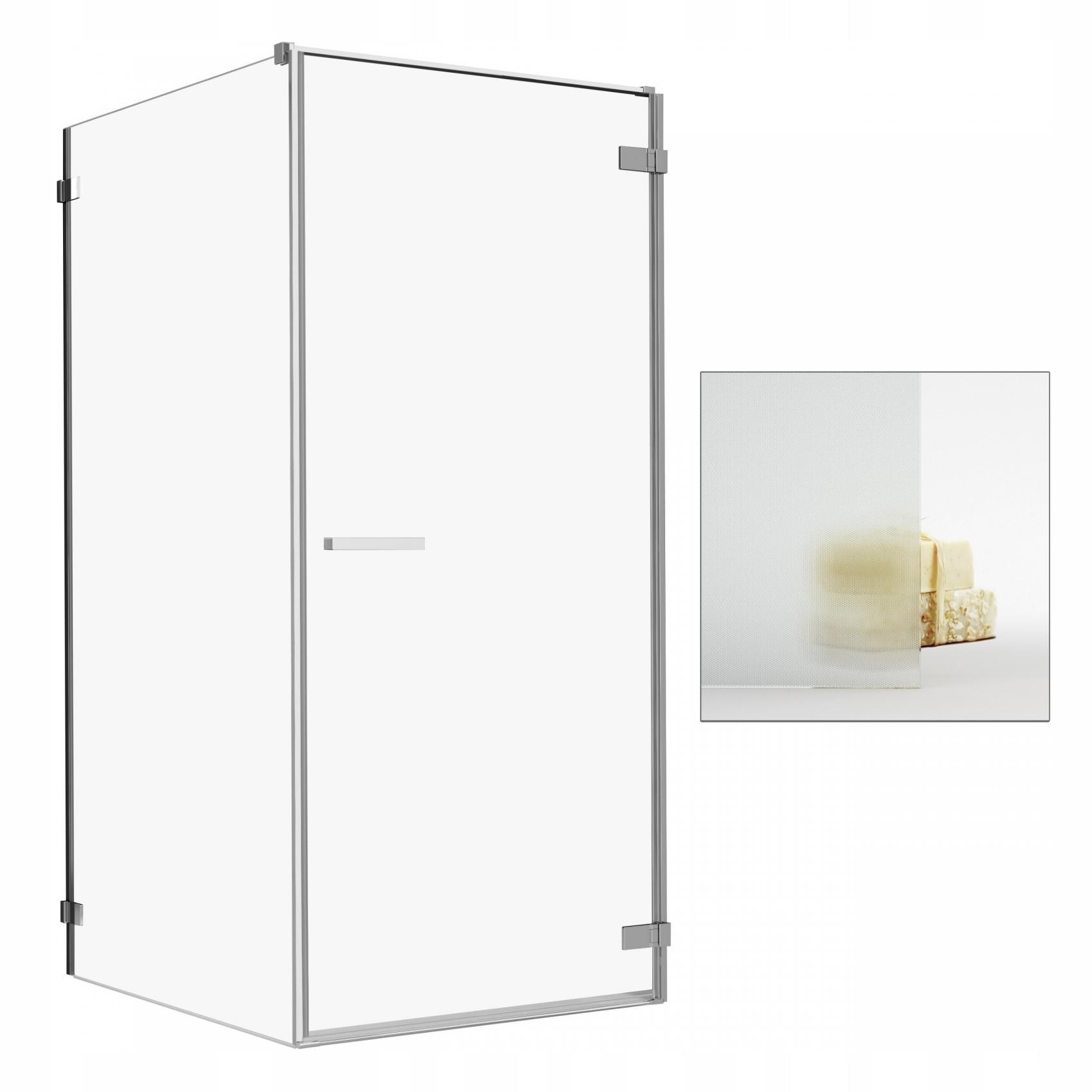 Sprcha Umenie A KDJ 90x70cm S pixarena