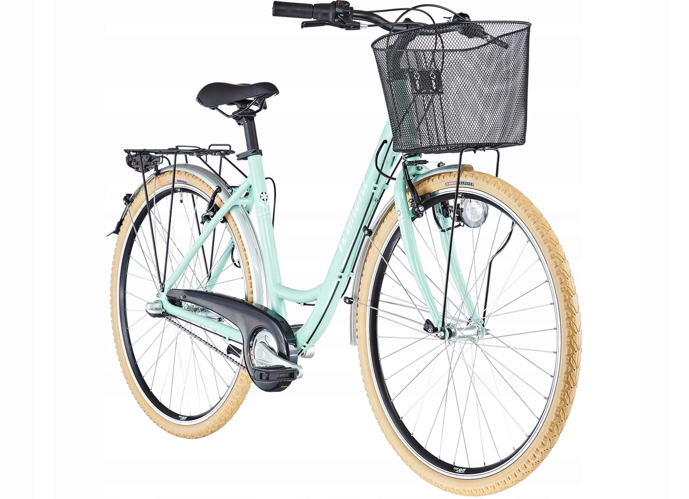 Mestský bicykel EXCELSIOR Swan-Retro GDAŃSK