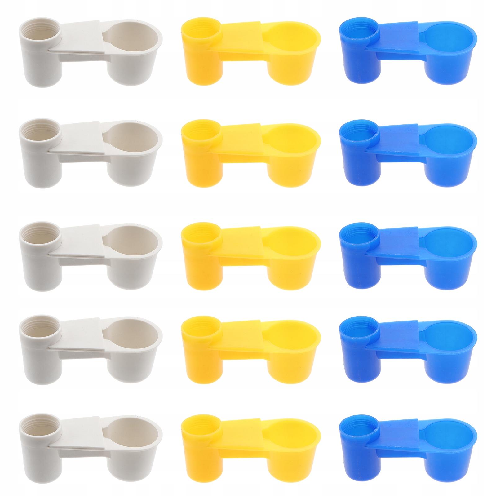кусочки пластикового моющегося диспенсера для воды
