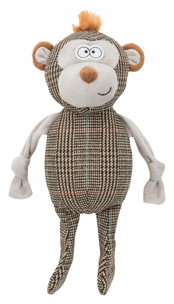 Materiałowa zabawka dla psa. Gruba Małpa (32 cm) 8698756508