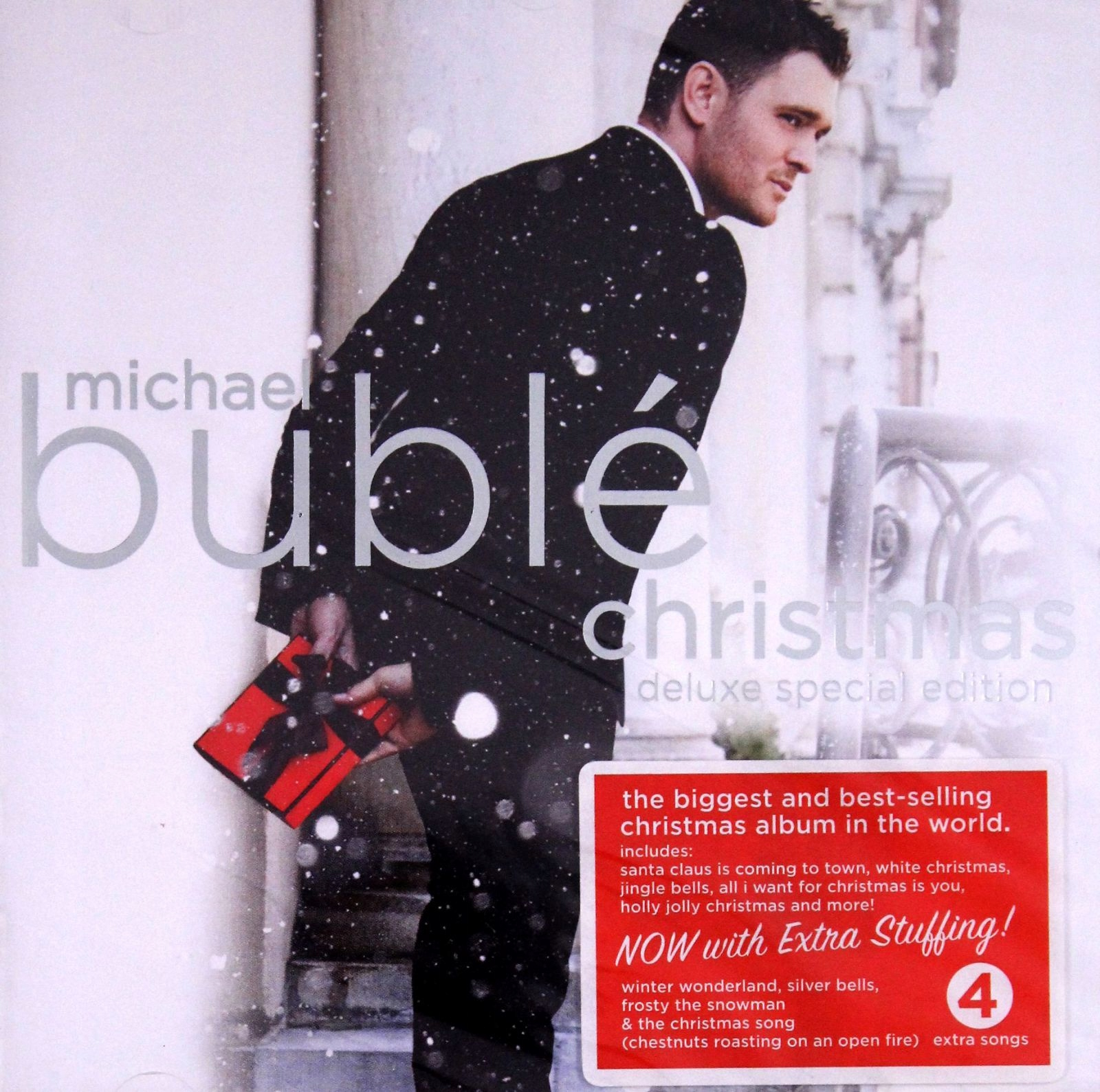 Item MICHAEL BUBLÉ: CHRISTMAS (DELUXE EDITION) (CD)