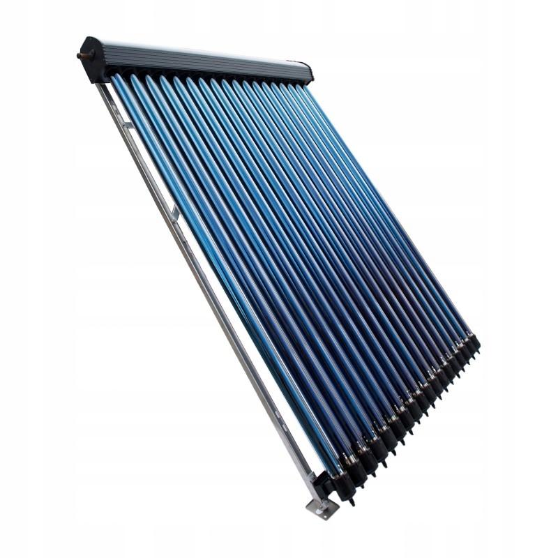 Kolektor słoneczny rurowo-próżniowy HEAT PIPE 30