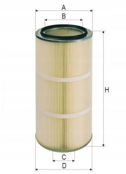 фильтр ассо al600am480 порошковая окраска кабины малярные